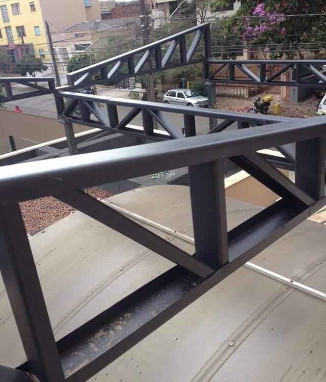 Telhado em Estrutura Metálica